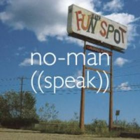 No-Man ((Speak)) album cover