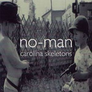 No-Man - Carolina Skeletons CD (album) cover