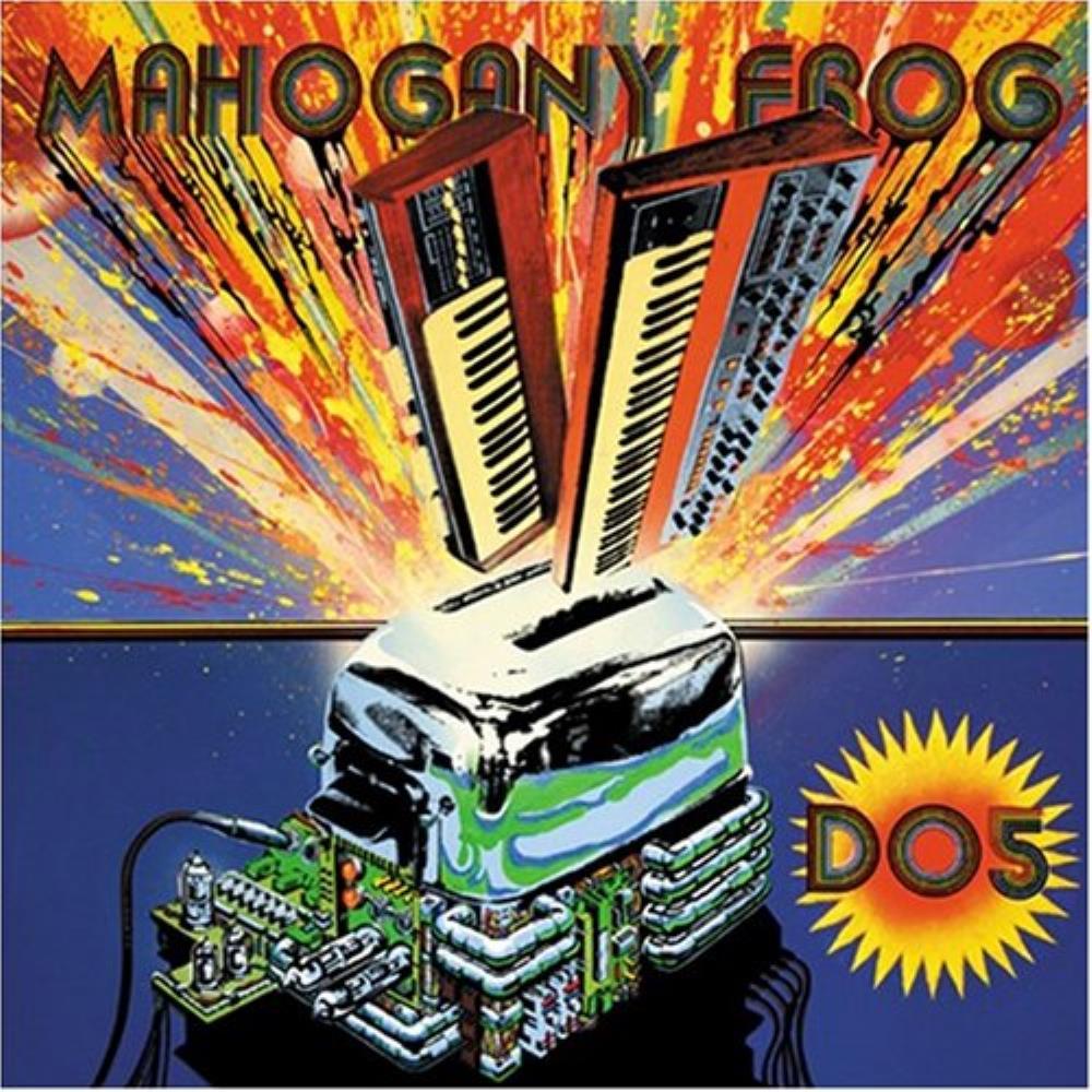 DO5 by MAHOGANY FROG album cover