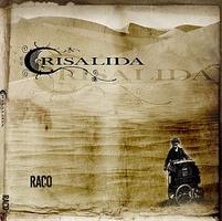 Crisálida - Raco CD (album) cover