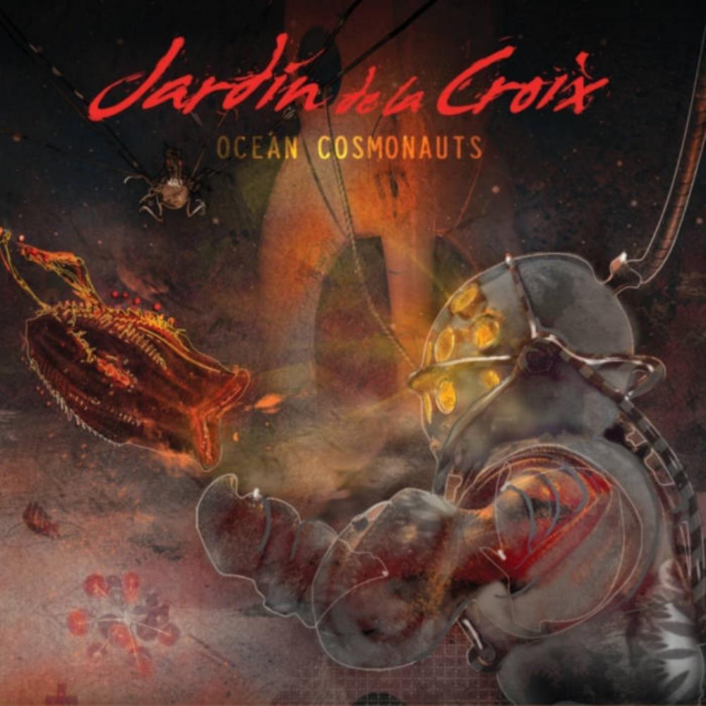 Ocean Cosmonauts by JARDÍN DE LA CROIX album cover