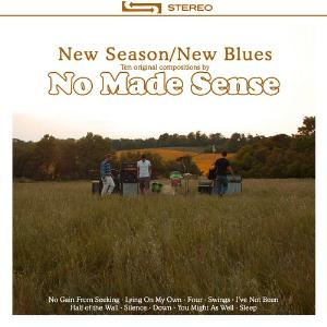 No Made Sense New Season  New Blues album cover