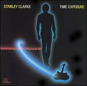 Stanley Clarke Time Exposure album cover