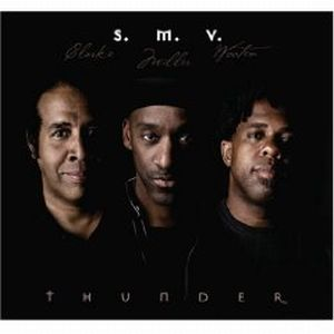 Thunder (with Marcus Miller & Victor Wooten) by CLARKE, STANLEY album cover