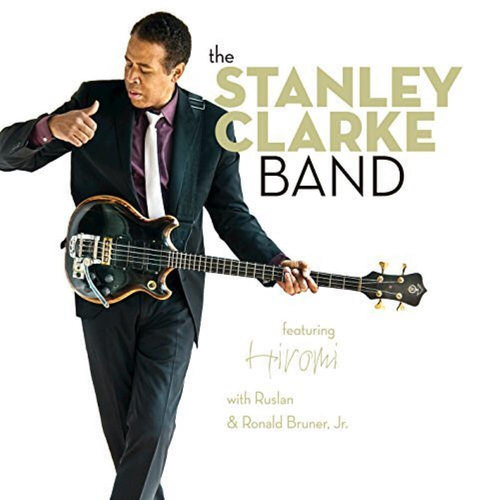 Stanley Clarke The Stanley Clarke Band album cover