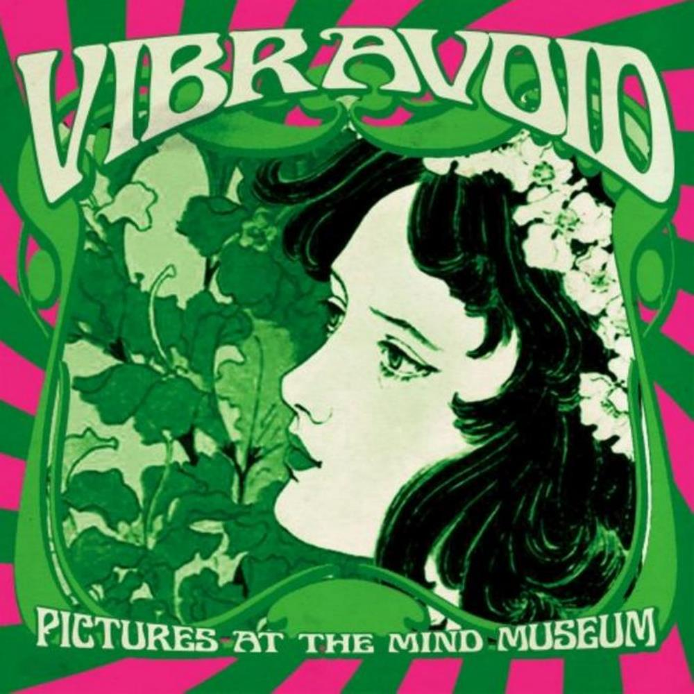 Vibravoid Pictures At The Mind Museum album cover