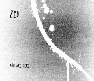 Zed - You Are Here CD (album) cover