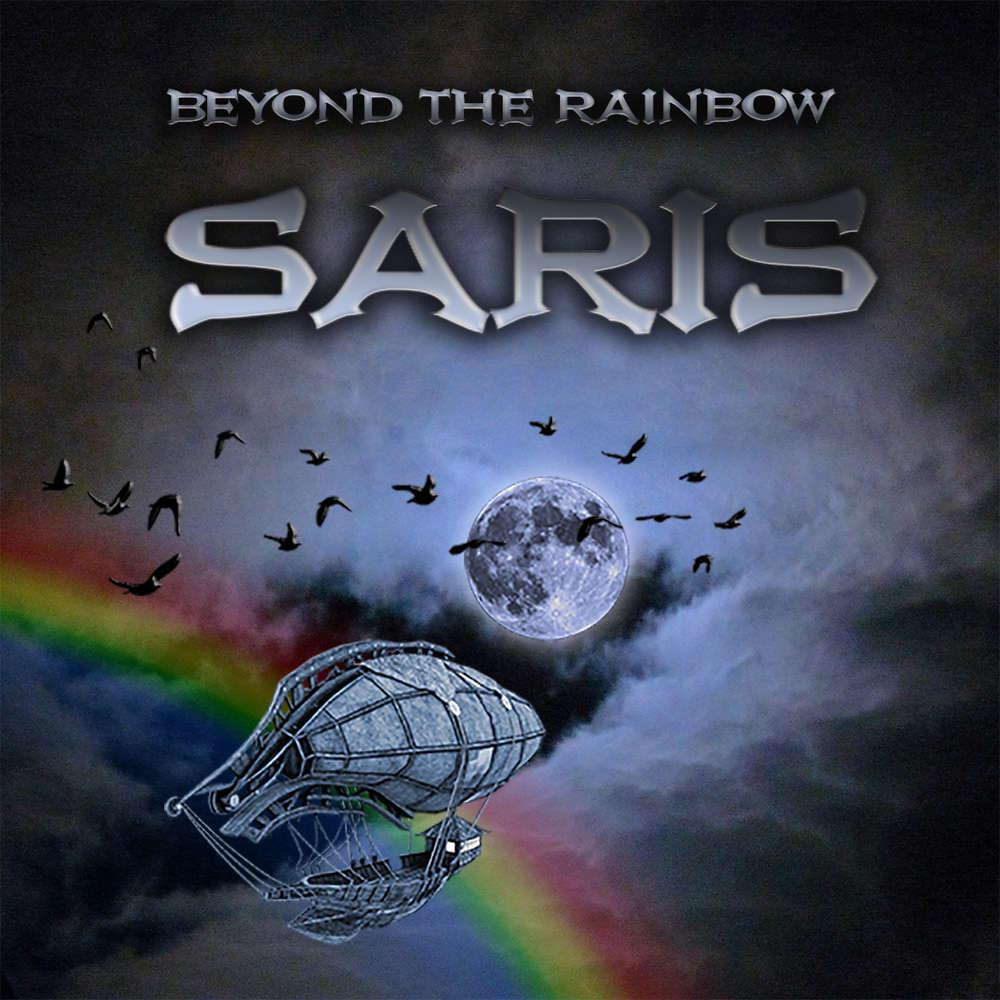 Beyond the Rainbow by SARIS album cover