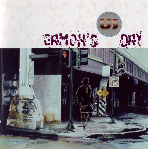 US - Eamon's Day CD (album) cover