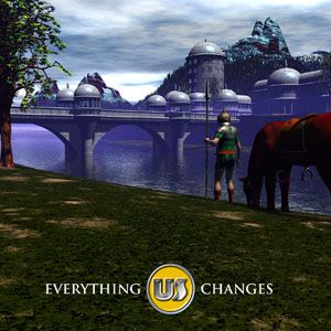 Everything Changes by US album cover