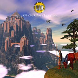 Climbing Mount Improbable by US album cover