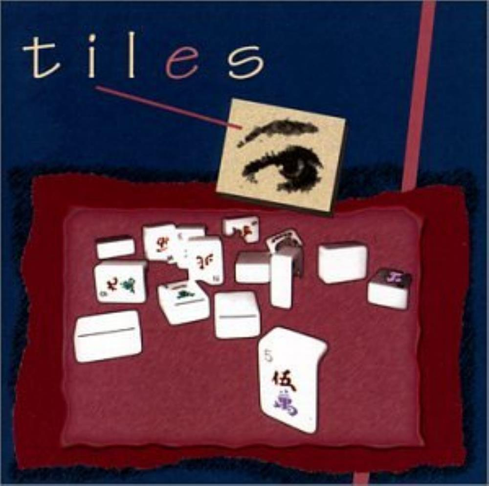Tiles - Tiles CD (album) cover