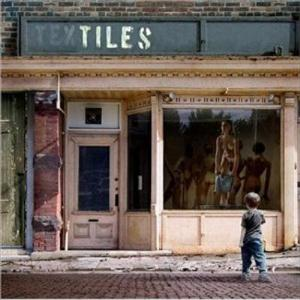Tiles - Window Dressing  CD (album) cover