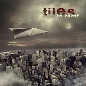 Tiles - Fly Paper CD (album) cover