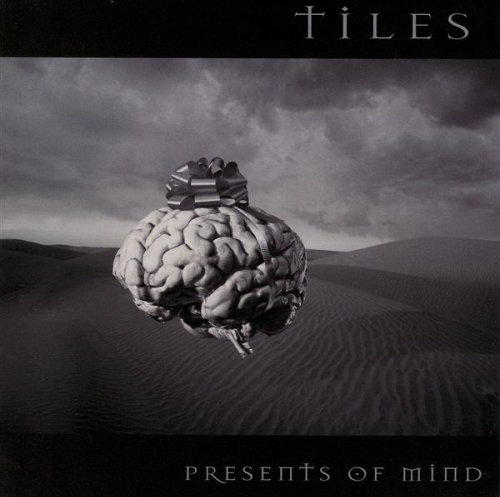 Tiles - Presents Of Mind  CD (album) cover