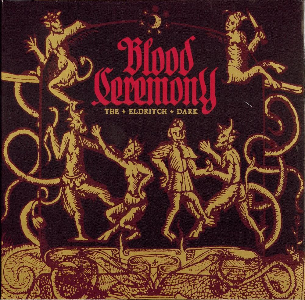 The Eldritch Dark by BLOOD CEREMONY album cover