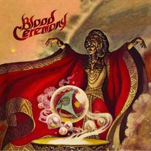 Blood Ceremony - Blood Ceremony CD (album) cover