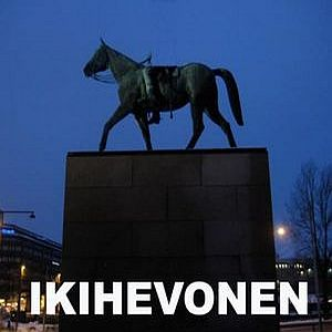 Ikihevonen by IKIHEVONEN album cover
