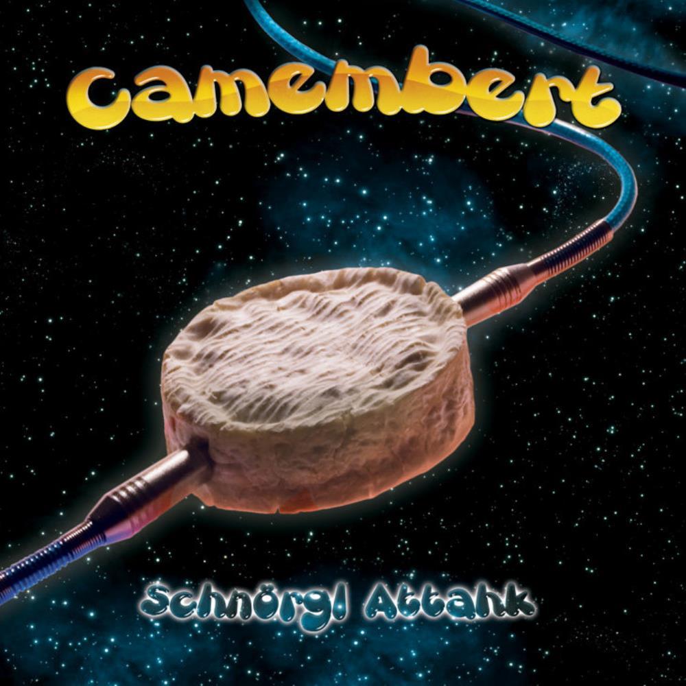 Schnörgl Attahk by CAMEMBERT album cover