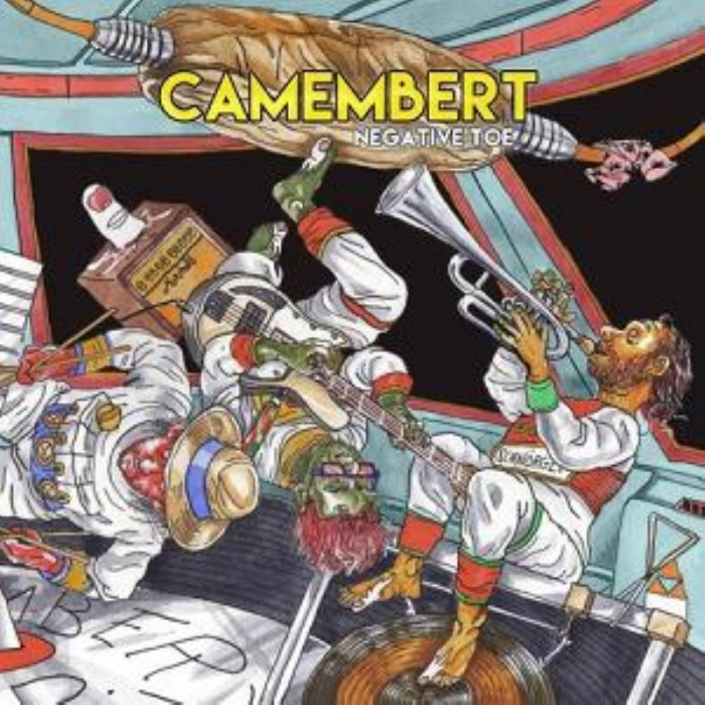 Negative Toe by CAMEMBERT album cover