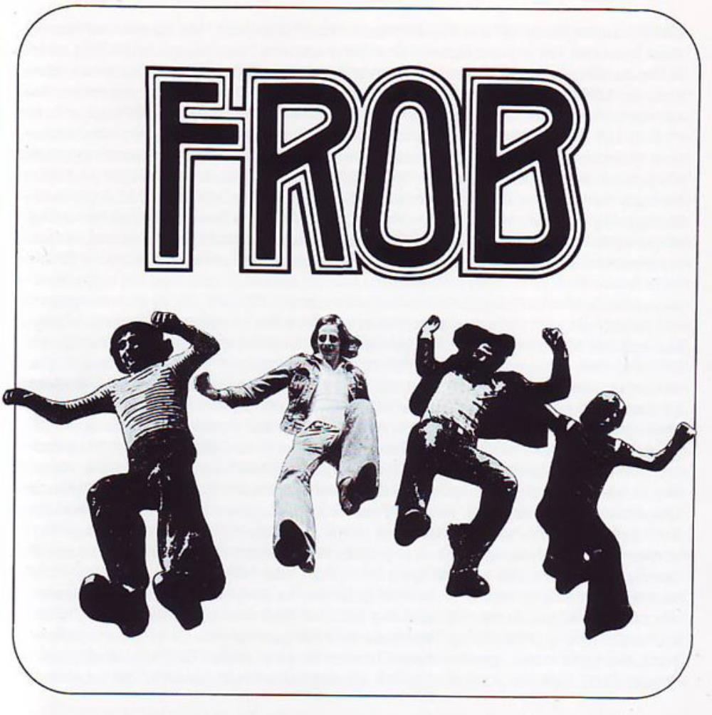 Frob - Frob CD (album) cover
