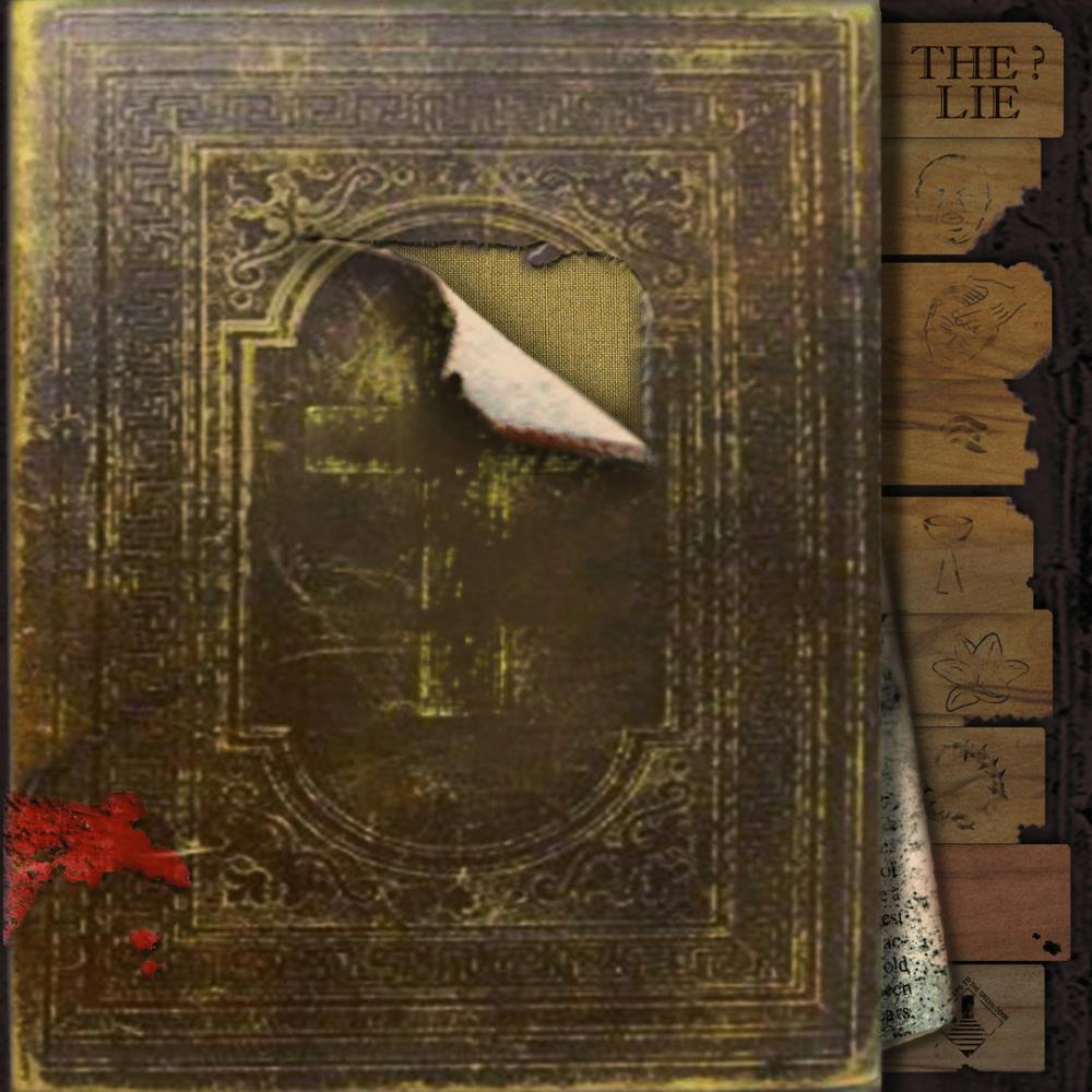 The ? Lie by SEVEN STEPS TO THE GREEN DOOR album cover