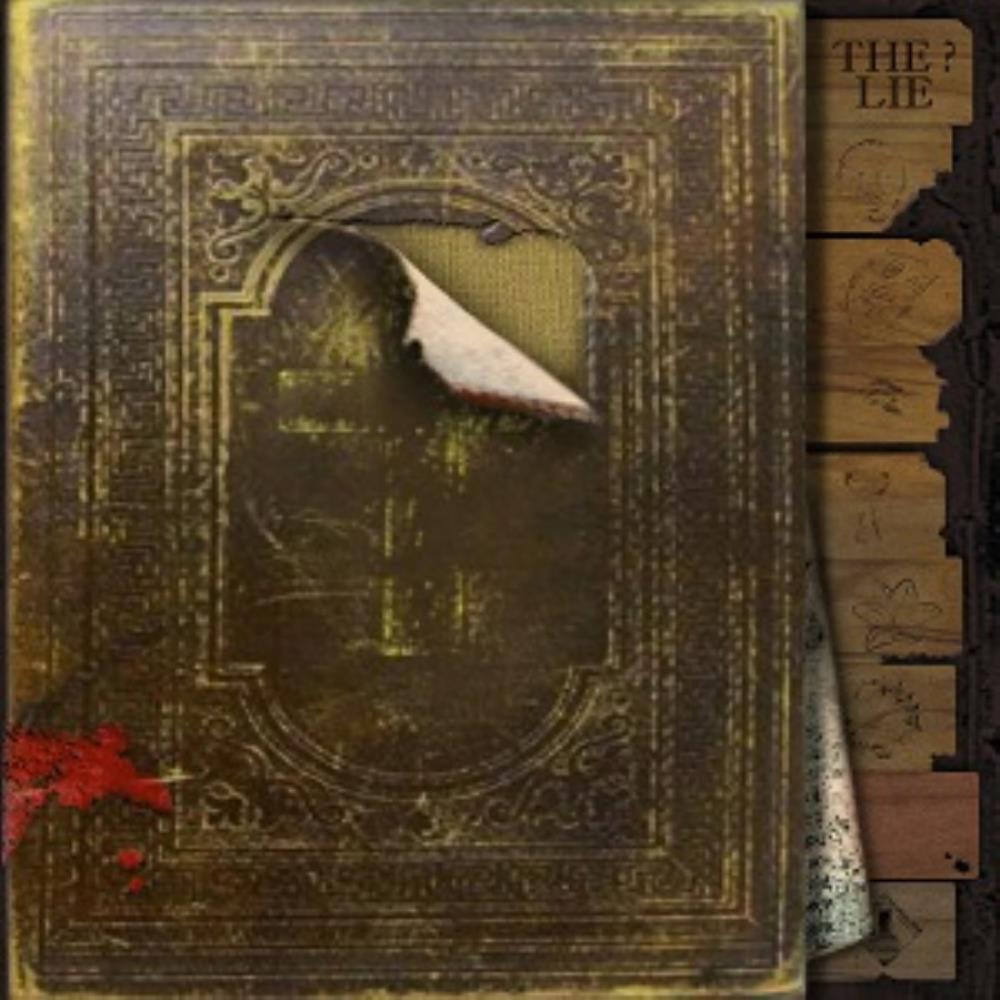 The?Lie by SEVEN STEPS TO THE GREEN DOOR album cover