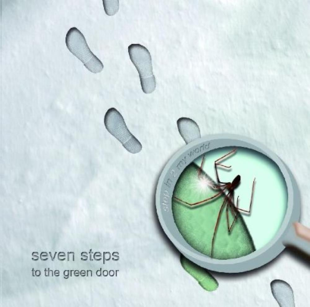 Step In 2 My World by SEVEN STEPS TO THE GREEN DOOR album cover