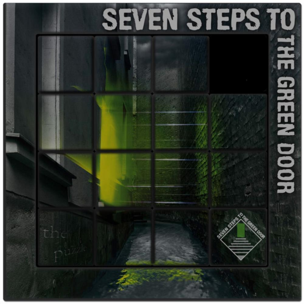 The Puzzle by SEVEN STEPS TO THE GREEN DOOR album cover
