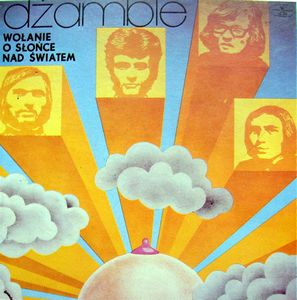 Wolanie o slonce nad swiatem by DZAMBLE album cover