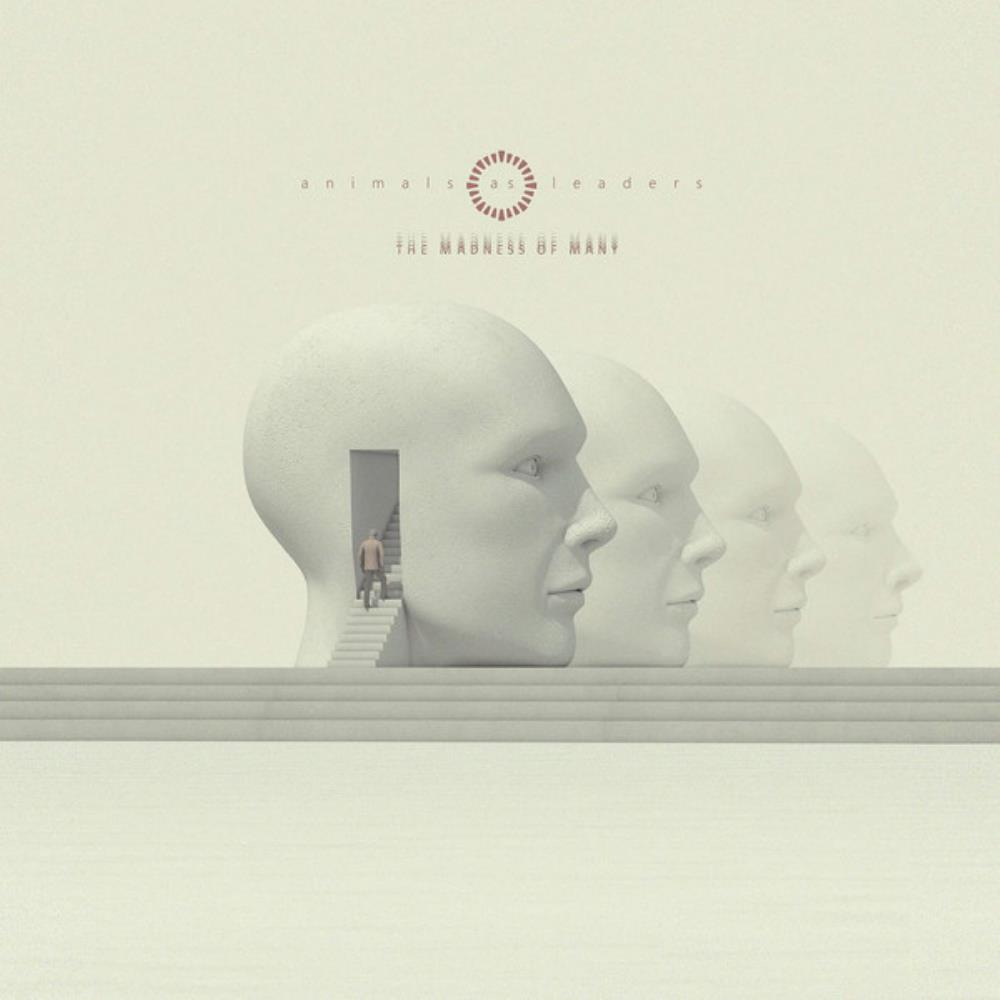 The Madness Of Many by ANIMALS AS LEADERS album cover
