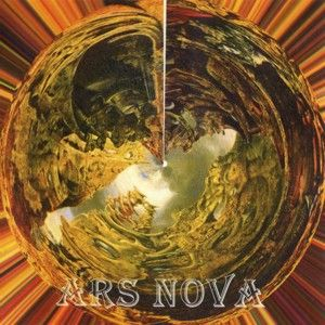 Ars Nova (ITA) - Ars Nova CD (album) cover