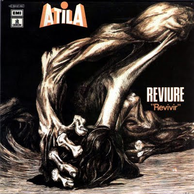 Atila Reviure  album cover