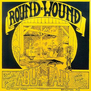 Abunai! Round-Wound album cover
