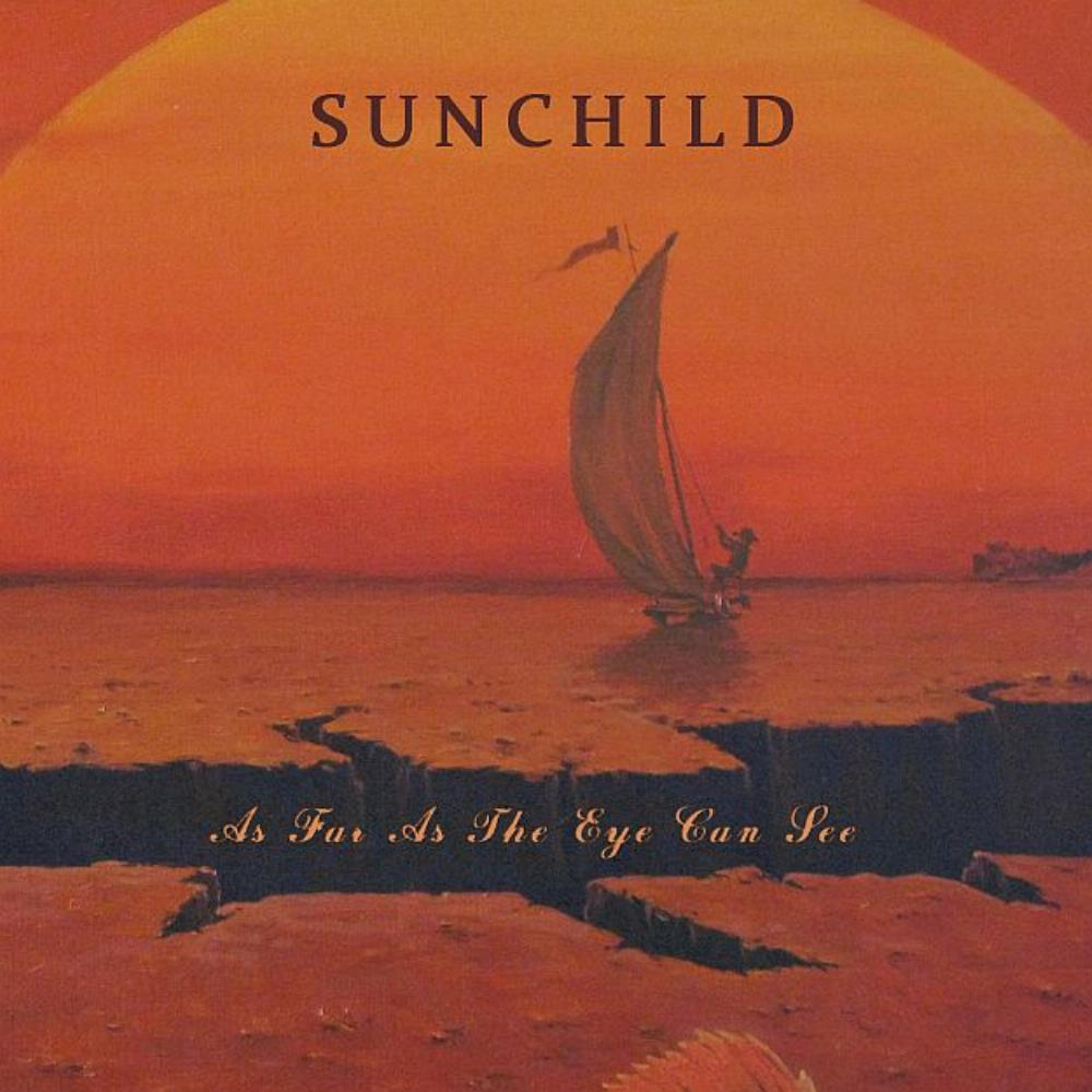 Sunchild - As Far As The Eye Can See CD (album) cover