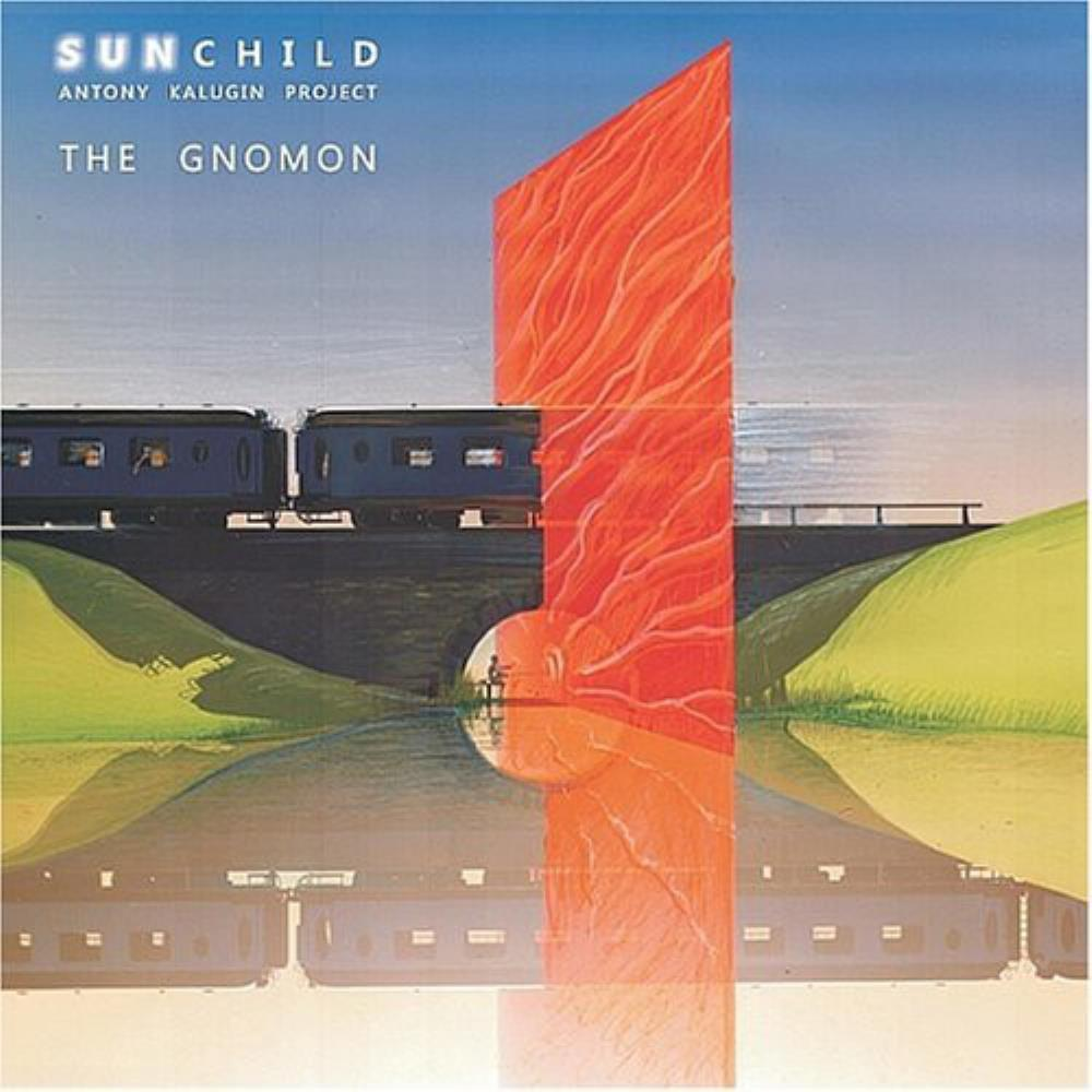 Sunchild The Gnomon album cover