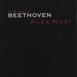 Alex Masi In The Name Of Beethoven album cover