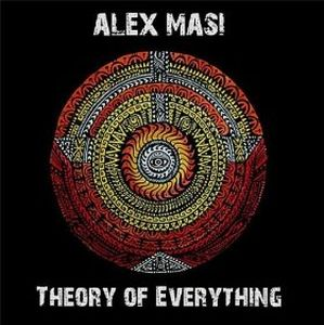Alex Masi Theory Of Everything album cover