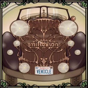 miRthkon - Vehicle CD (album) cover