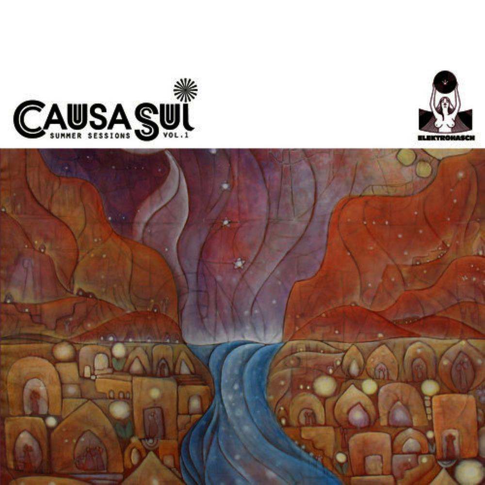 Causa Sui Summer Sessions Vol. 1 album cover