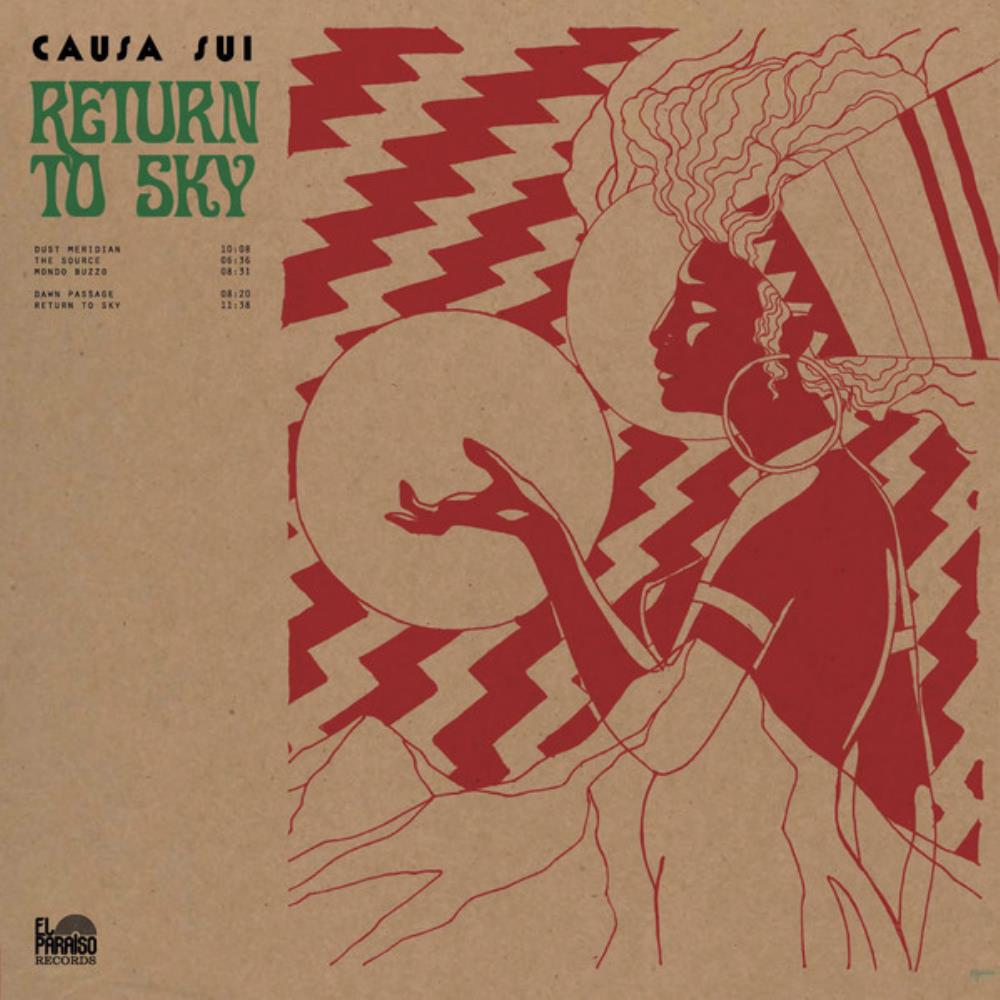 Return To Sky by CAUSA SUI album cover