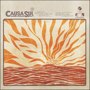 Causa Sui - Summer Sessions Vol. 3 CD (album) cover