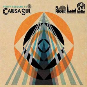 Pewt'r Sessions 1-2 by CAUSA SUI album cover