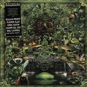 Intonarumori by MATERIAL album cover
