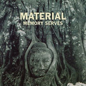 Material - Memory Serves CD (album) cover