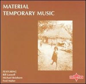 Material Temporary Music 1 album cover