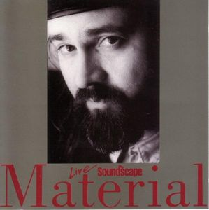 Material - Live from Soundscape CD (album) cover