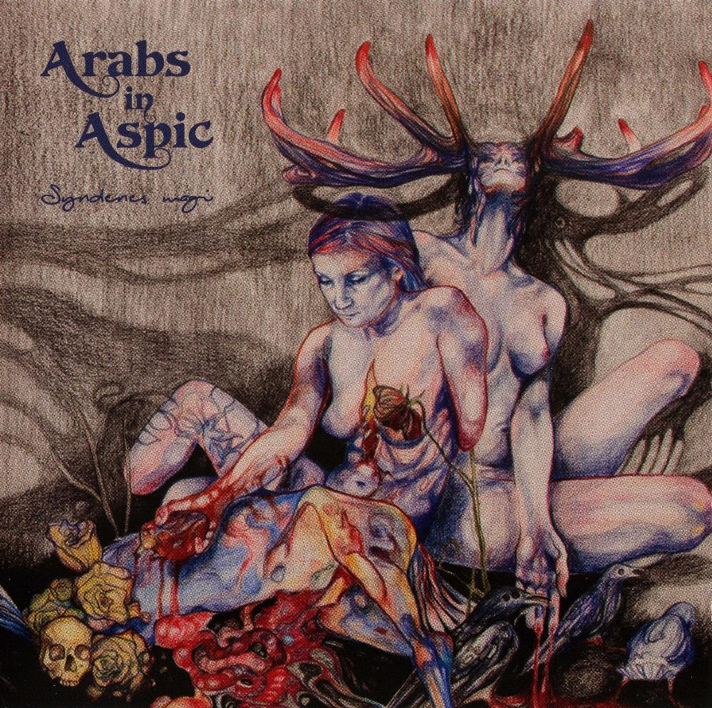Syndenes Magi by ARABS IN ASPIC album cover
