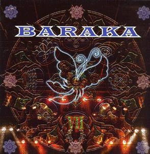 Baraka VII by BARAKA album cover