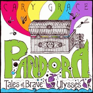 Cary Grace Pandora album cover
